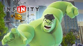 O INCRÍVEL HULK Jogos de Desenho Animado em Português Dublado Super Heróis - Disney Infinity 2.0