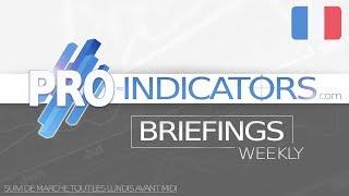 Briefing Swing du 26/08/19 --- Rebonds à vendre