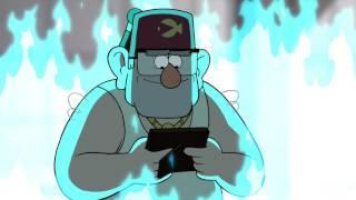 Gravity Falls-Bill Cipher Death English