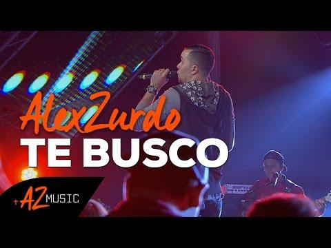 Alex Zurdo - Te Busco (en vivo - Casa de Dios Guatemala)