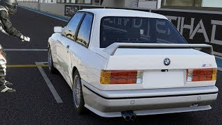 Forza Motorsport 5 - BMW M3 1991 - Test Drive Gameplay (HD) [1080p60FPS]