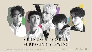 [SHINee WORLD V] SURROUND VIEWING_TEASER