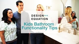 how to get judy and benji s kids bathroom functionality tips
