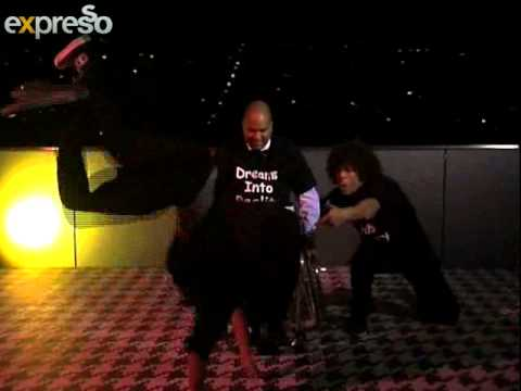 Out of Africa Dance Academy perform live on expresso  (10.06.2013)