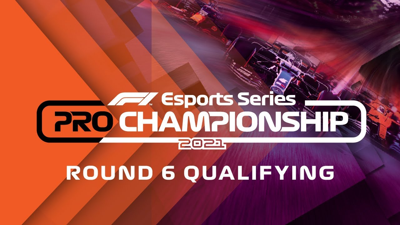 Download LIVE: 2021 F1 Esports Pro Championship: Round 6 Qualifying