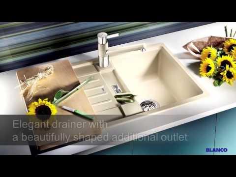 Кухонные мойки Blanco Lexa