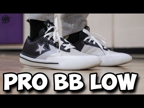 Converse All Star Pro BB Low Performance Review!