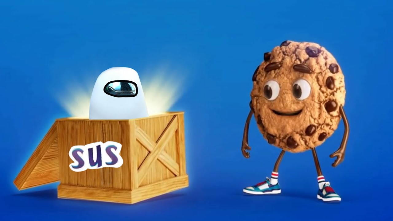Chips Ahoy Cookie Finds a SUS Box