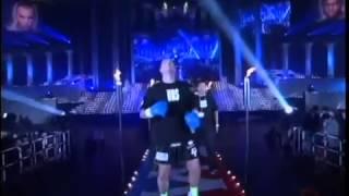 バダ・ハリ vs ポール・スロウィンスキー 煽り&入場  Badr Hari vs Paul Slowinski