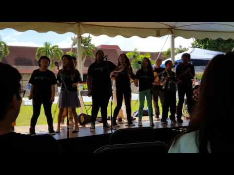 Proud Mary (Clip)-Jarrett Middle School Hawaii