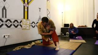 Гимнастика для массажиста. Часть 1