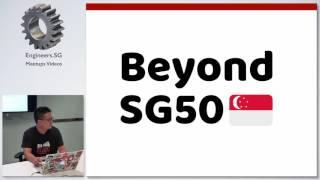 The making of Twemoji Gem and Announcement beyond SG50 - RubySG