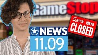 GameStop schließt massig Filialen - News