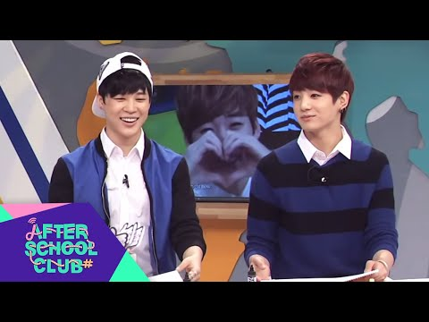 After School Club - After Show with Eric Nam, Rap Monster, Jimin and Jungkook (BTS)