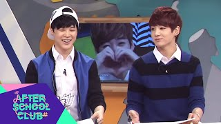 after school club after show with eric nam rap monster jimin and jungkook bts