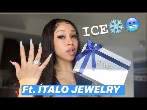 Beautiful Stunning Rings ,Earring & Bracelet For Women | Italo Jewelry Review By PaulaSophia