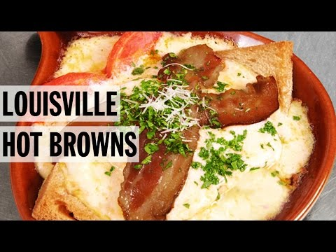 Derby-Ready Louisville Hot Browns | Food Network