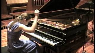 Anna Bulkina - Piano Solo Final 3/3 2011