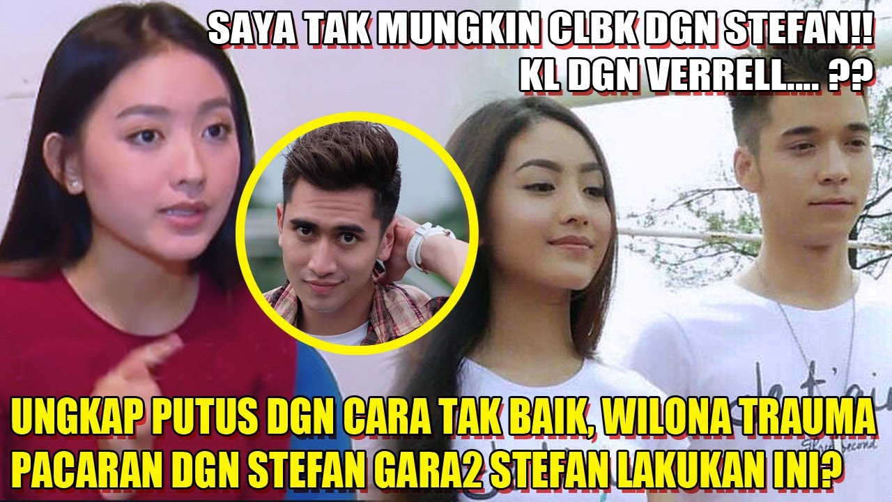 Natasha Wilona Ungkap Kapog Dgn Stefan William Tp Tidak Dgn Verrell Bramasta?