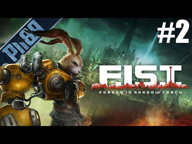 MI EZ A FÚRÓ?! DARAAAA!   F.I.S.T.: Forged In Shadow Torch #2 (PS5)