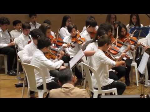 a.s. 2016 2017 - Orchestra - Concorso Musicale a Bracigliano