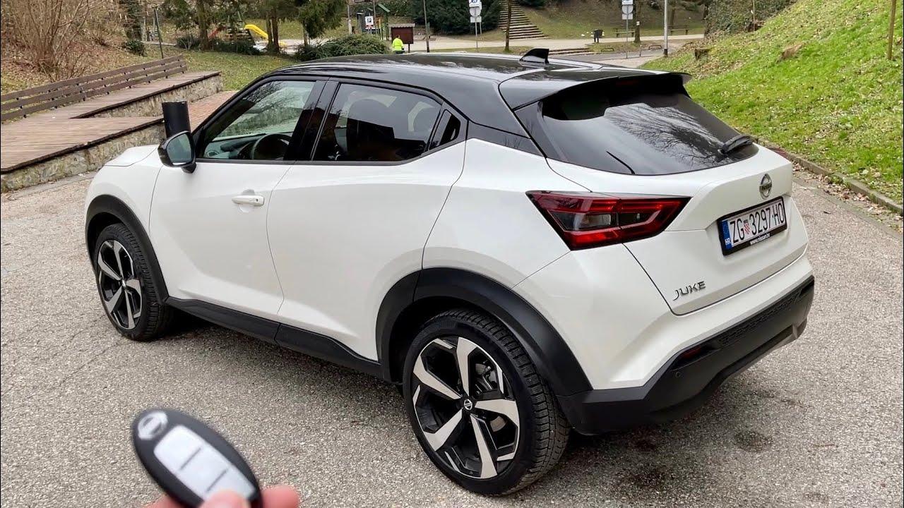 New Nissan JUKE 2021 - FIRST LOOK exterior, interior ...