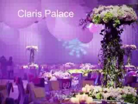 Nhà hàng tiệc cưới Thủ Đức -  Trung tâm Hội nghị Tiệc cưới Claris Palace