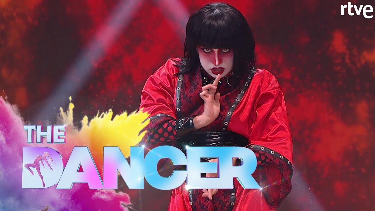 ACTUACIÓN INÉDITA Leandro   La decisión final   The Dancer