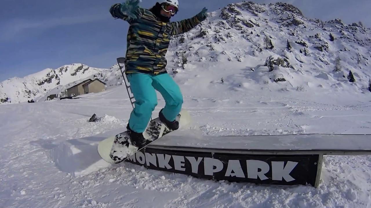 Monkeypark HD - Piani di Bobbio - YouTube