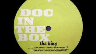 Doc In The Box - The King (Yoda Club Cut)