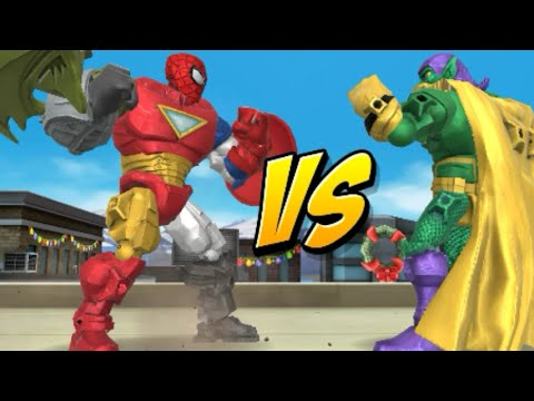 Mix+Smash-Marvel Mashers/MIX LABE REVIEW FIGHT/iOS/Android Gameplay best ever for kid. Chapitre13