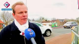 VVD-spandoeken in Midden-Delfland vernield