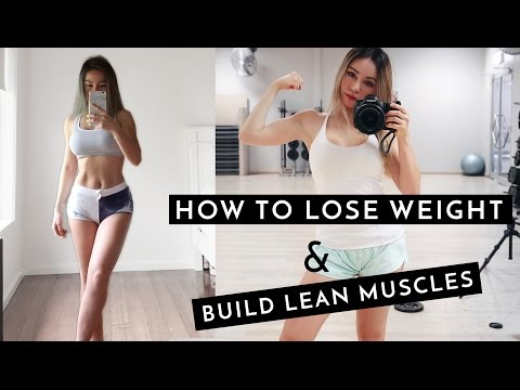 How To Lose Weight, Or Build Lean Muscles | Full Day of Eating
