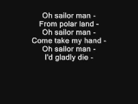 Turbonegro - SailorMan lyrics