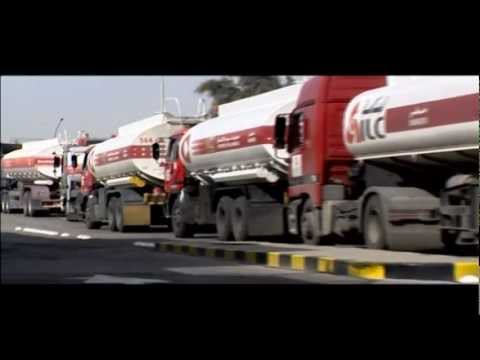KNPC Tanker Drivers Safety Training video