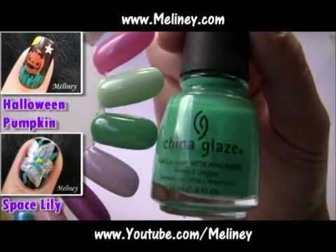 Meliney S Nail Polish Collection 2 Swatch Review China Glaze Opi
