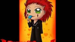 chibi axel from kingdom hearts  drawing lesson
