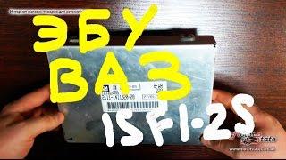 Блок управления двигателей 🚘 ВАЗ 90-х годов! ЭБУ ✔️ GM ISFI-2S BFWR 2111-1411020-20