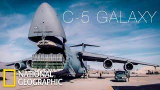 Lockheed C-5 Galaxy - Внутри невероятной механики   (National Geographic)  