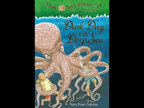[READ] Magic Treehouse #39: Dark Day in the Deep Sea (Merlin Missions #11)