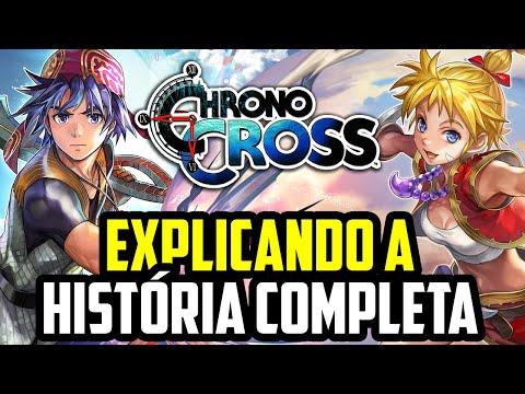 Chrono Cross - História Completa