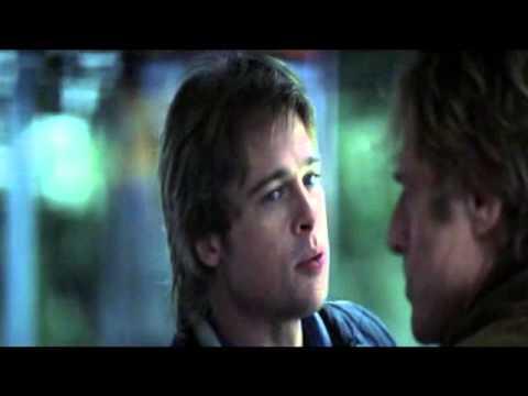 Spy Game (2001) - Robert Redford - Brad Pitt - Bishop's Recruitment