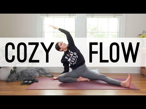 Gentle, Relaxing, Cozy Flow  |  Yoga With Adriene