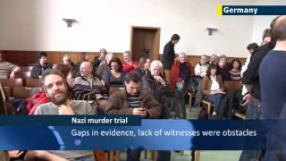 Nazi War Crimes Trial Collapses: German judge drops case against Dutch-born SS man Siert Bruins