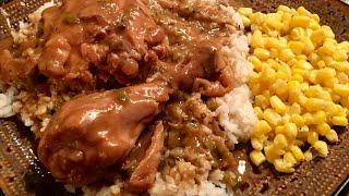 Chicken Stew by The Cajun Ninja