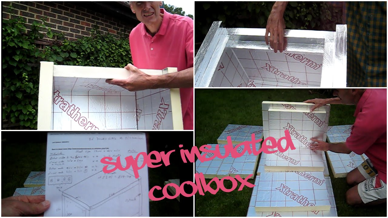 Build your own super cool box NEW