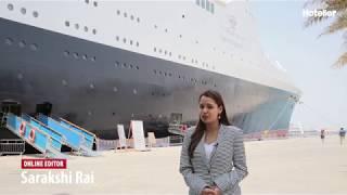 Dubai's newest floating hotel - the famous Queen Elizabeth 2 (QE2)