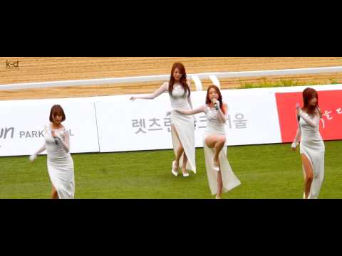 [2014.06.01] Girl's Day - Something (Gwacheon Seoul Race Park Live Concert)