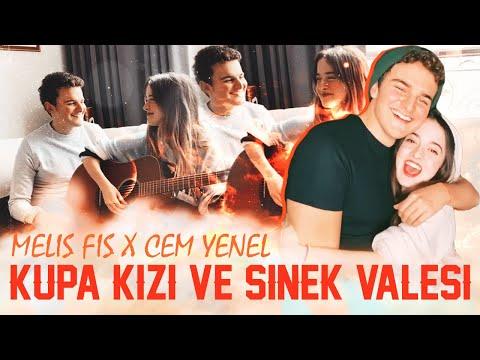 Melis Fis x Cem Yenel - Kupa Kızı ve Sinek Valesi (Cover)