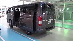 The new TOYOTA HIACE 2020